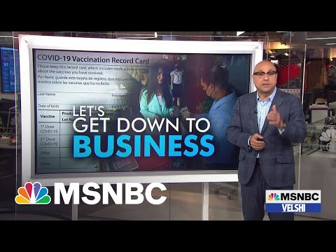 Velshi: Let's Get Down To Business!