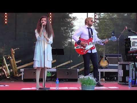 Angelina Jordan - Bang Bang - Proysenfestivalen - 21.07.2017