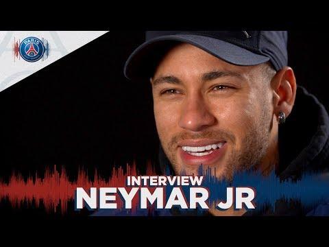 INTERVIEW - NEYMAR JR :