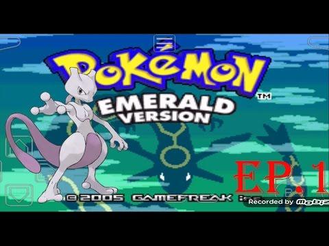 Pokemon Super Mega Emerald EP.1 ออกเดินทาง - Story Universe