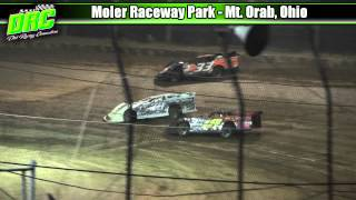 Moler Raceway Park :: 8.2.13 :: Late Model Feature