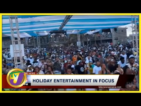 Holiday Party Chaos | TVJ News - August 9 2021
