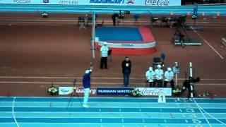 Лёгкая атлетика - Русская Зима - 5.02.2012