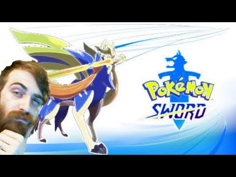 Time For Some Pokemon And Chat: – Pokemon Sword