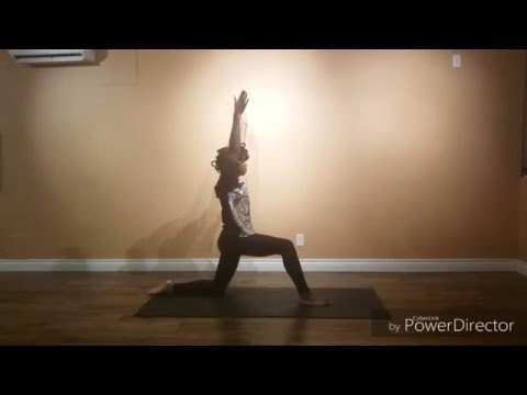 Sun Salutation demo -  Art of Shu