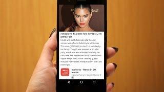 Best Offline App for News (Inshort News in 60 Words) screenshot 2