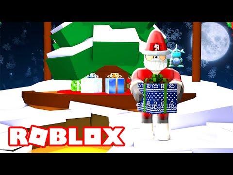 SAVING CHRISTMAS OBBY IN ROBLOX!   MicroGuardian