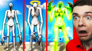 Upgrading SCP-096 Into RADIOACTIVE GOD In GTA 5 (Insane)