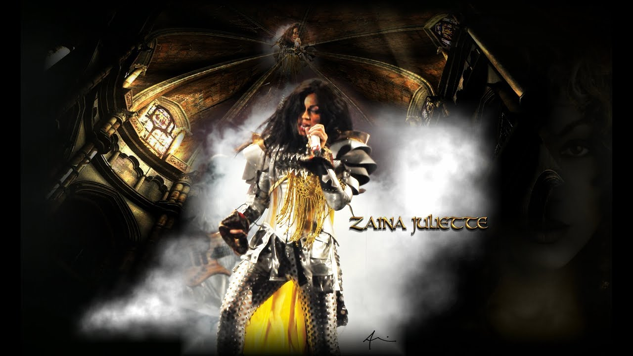 Who is Zaina Juliette Part 4 (CW Network)