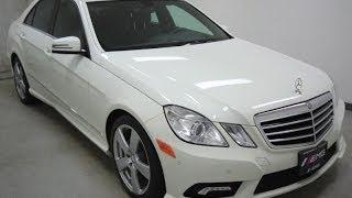 Mercedes-Benz E350 2011 Videos