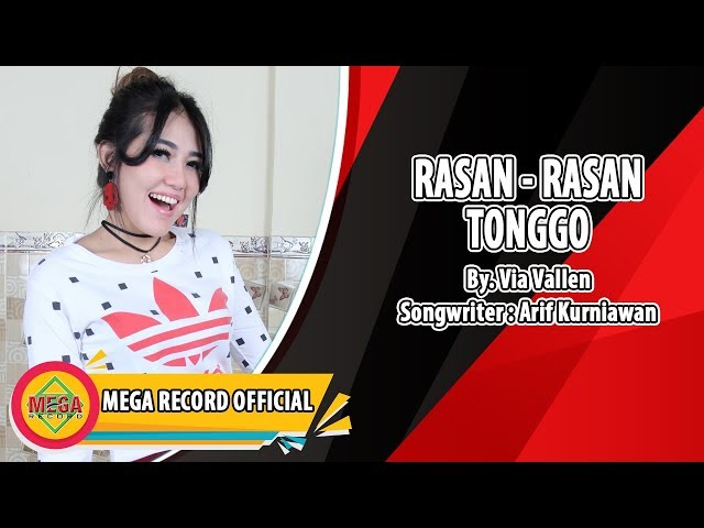 Via Vallen - Rasan Rasan Tonggo [OFFICIAL]