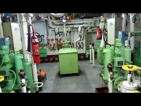 engine room Singapore