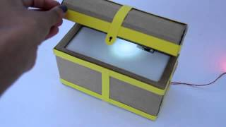 Treasure Chest Light