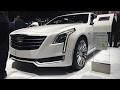 Cadillac CT6 Luxury (2017) - Motor Show Geneva