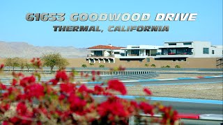 THE THERMAL CLUB - Racing and Motorsports Villa FOR SALE - 61653 Goodwood Dr | Thermal, California