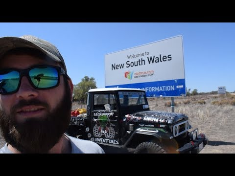 WE MADE IT TO THE DENI UTE MUSTER! - Sick Puppy Uncut