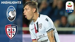 Atalanta 0-1 Cagliari | La strepitosa punizione di Barella vale la vittoria! | Serie A