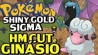 Pokémon Shiny Gold Sigma (Detonado - Parte 4) - HM Cut e Ginásio dos Insetos!