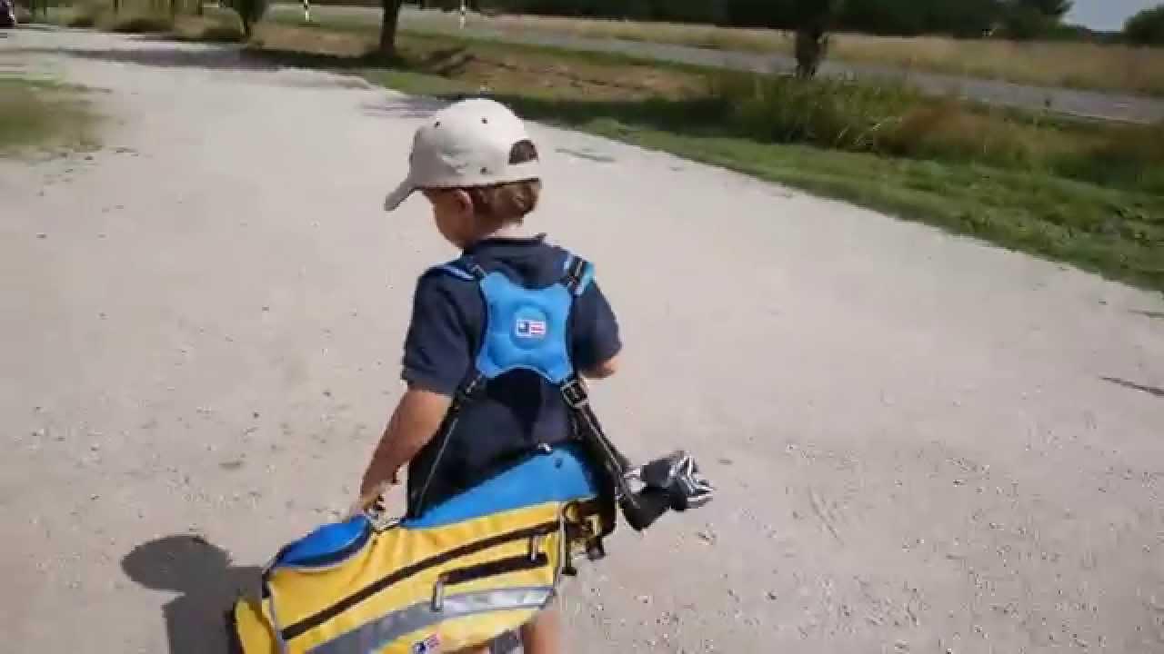 Leon Und Sein Us Kids Golf Bag