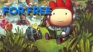 HOW TO DOWNLOAD SCRIBBLENAUTS UNLIMITED FOR FREE (PC) (2017)