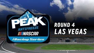 NASCAR PEAK Antifreeze iRacing Series | Round 4 at Las Vegas