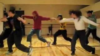 CLASES DE REGGAETON-1ra.PARTE-JL DANCE STUDIO COREO-JESUS NU