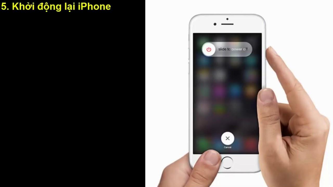 khắc phục lỗi iphone không kết nối được wifi trong 24h