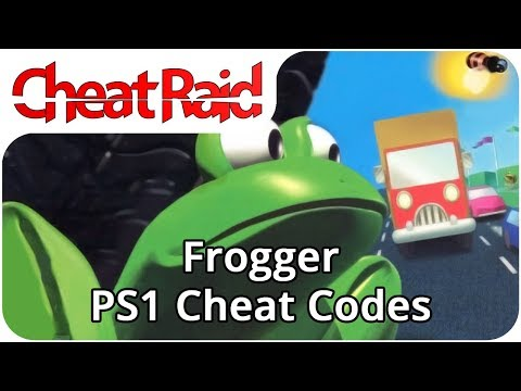 Frogger Cheat Codes | PS1