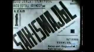 Фильм, посвящённый Муслиму Магомаеву старшему.