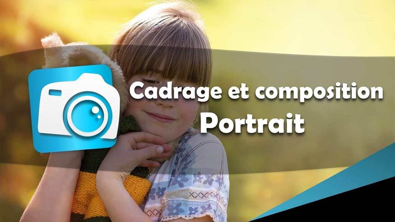 Extrêmement Apprendre la photographie | Cadrage et composition : Portrait  WJ34
