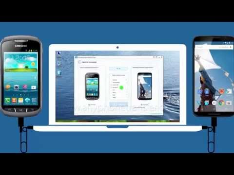 How to Transfer Contacts from Samsung Galaxy Xcover 2 to Google Nexus 6?