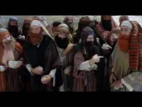 """Monty Python&39;s """"Life of Brian"""" Stoned to death"""