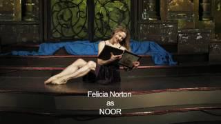 LABYRINTH DANCE THEATER PRESENTS NOORUNNISA  INAYAT  KHAN - HER STORY IN DANCE