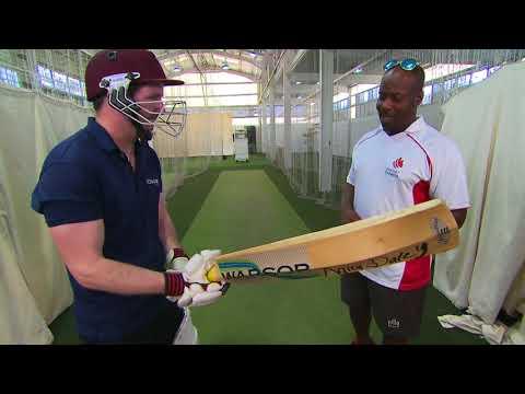 Sean Tries Cricket in Barbados: Daily Planet