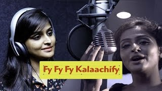 Remya Nambeesan Rocking Performance Fy Fy Fy Kalaachify Song