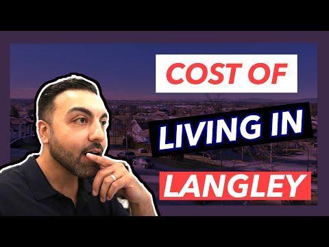 Cost Of Living In Langley, BC