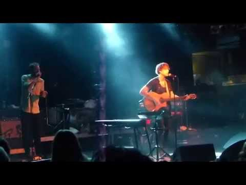 Paolo Nutini  Live Backstage München 2014 (7 songs)