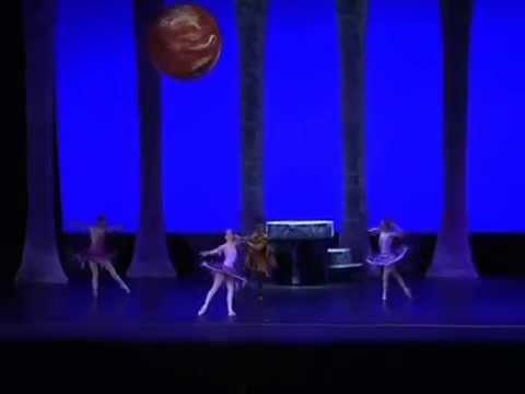 """Representación de """"El flautista de Hamelin"""" en Bellas Artes"""