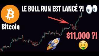 BITCOIN POURSUIT SA HAUSSE! PROCHAINE ÉTAPE $11,000 OU PIÈGE ?!  - Analyse Crypto Altcoin - 12/02