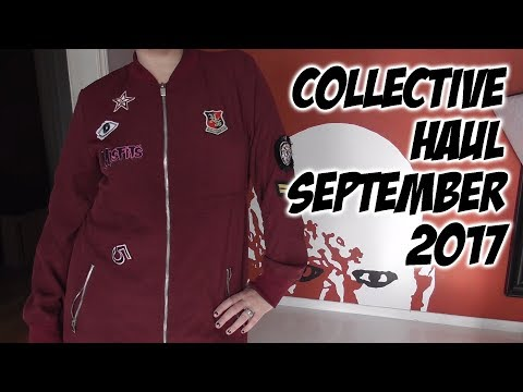 Collective Haul September 2017