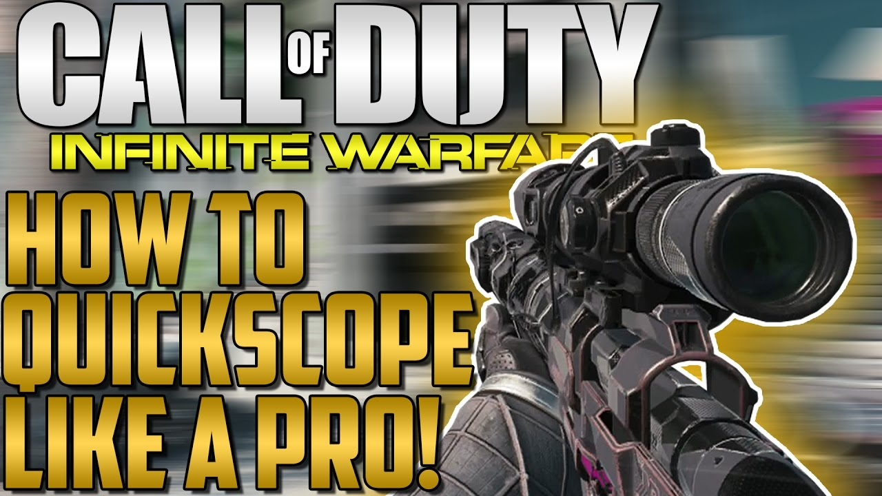 How to quickscope on call of duty modern warfare remastered ( mwr.