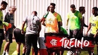 Treino do Flamengo - 22/07/2019