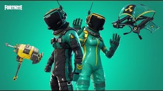 Fortnite New Skins - Hazard agents and Toxic Troopers - Todays new item shop 11th June