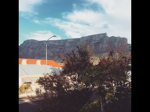 South Africa Vlog #1; Table Mountain