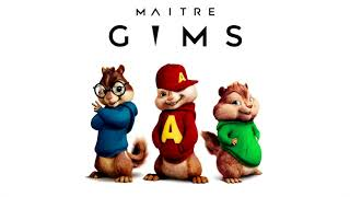 GIMS, Maluma - Hola Señorita [ Chipmunks Version ]