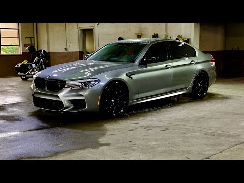 F90 M5 MSR INSANE EXHAUST !!! 4K