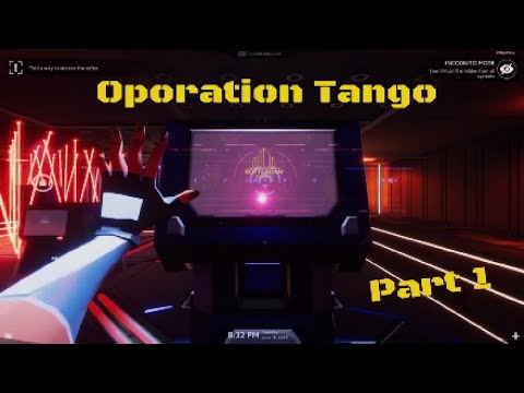 Operation Tango - Part 1 (This Game Is awesome!!!!) |