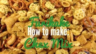 Furikake Chex Mix - Cook With Kat #2