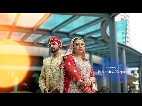 Punjabi Wedding Of Paramvir & Harpreet #shutterupstudio Malaysia