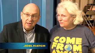 The Cast of Broadway's Come From Away Visits P.S. 52